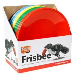 Karlie - Karlie 503612 Plastik Renkli Frizbee 23 Cm