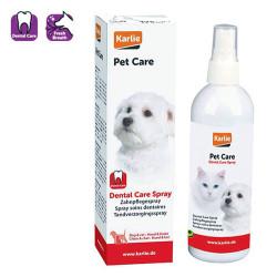 Karlie - Karlie 510954 Pet Care Kedi ve Köpek Diş Bakım Spreyi 175 ML