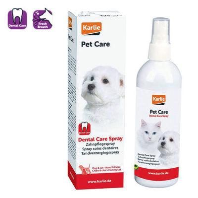 Karlie 510954 Pet Care Kedi ve Köpek Diş Bakım Spreyi 175 ML