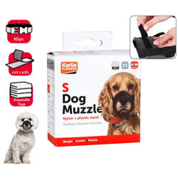 Karlie - Karlie 53033 Dog Muzzle Soft Köpek Ağızlık Small
