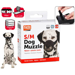 Karlie - Karlie 53034 Dog Muzzle Soft Köpek Ağızlık Small/Medium