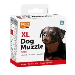 Karlie - Karlie 502511 Dog Muzzle Soft Köpek Ağızlık X-Large