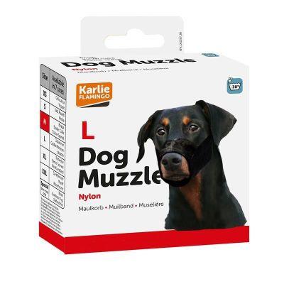 Karlie 502504 Dog Muzzle Soft Köpek Ağızlık Large