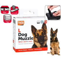 Karlie - Karlie 53037 Dog Muzzle Soft Köpek Ağızlık Large