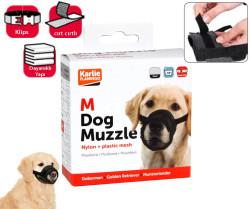 Karlie - Karlie 53035 Dog Muzzle Soft Köpek Ağızlık Medium