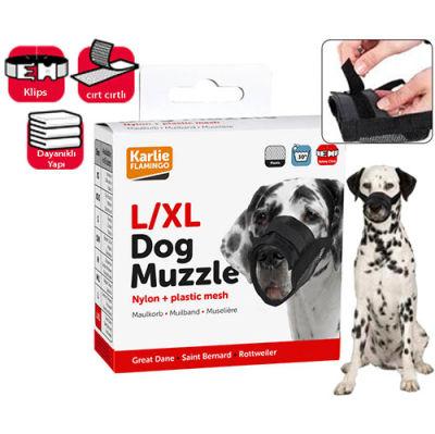 Karlie 53038 Dog Muzzle Soft Köpek Ağızlık Large/X-Large