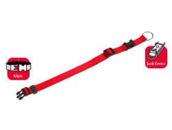 Karlie - Karlie 63291 Art Sportiv Kırmızı Köpek Boyun Tasması Small 30-45 CM