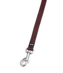 Karlie - Karlie 67016 Nylon Kahverengi Köpek Uzatma Kayışı Medium 100 CM