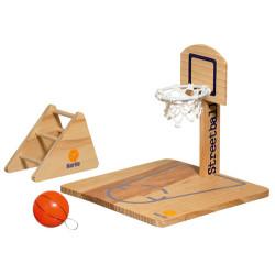 Karlie - Karlie 88089 Ahşap Kuş Oyuncağı Basket Potası 20 x 20 x 20 Cm