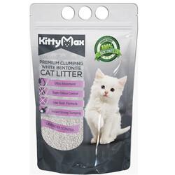 Kitty Max - Kitty Max Lavanta Kokulu Topaklanan Kedi Kumu 5 Lt