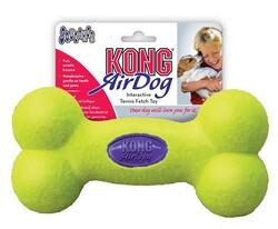 Kong - Kong Köpek Air Sq Sesli Oyuncak Kemik S - 11,5 cm