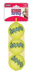 Kong - Kong Köpek Air Sq Sesli Tenis Topu Medium (3 Adet) 6,5 cm