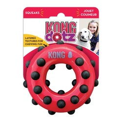 Kong - Kong Köpek Oyuncak Dotz Halka Small 9,5cm