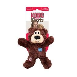 Kong - Kong Köpek Oyuncak Knots Ayı S-M 19cm