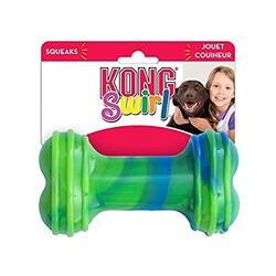 Kong - Kong Swirl Sesli Oyuncak Kemik L 23cm