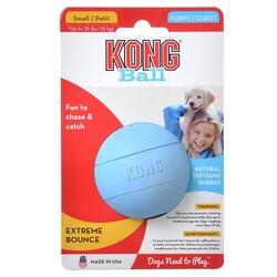 Kong - Kong Yavru Köpek Delikli Top S (Pembe&Mavi) 6,5cm