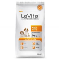 La Vital - La Vital Kuzu Etli Mini Yavru Köpek Maması 2 Kg