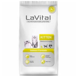 La Vital - La Vital Yavru Kedi Maması 1,5+500 Gr Multipack Avantajlı Paket