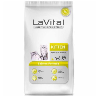 La Vital Yavru Kedi Maması 1,5+500 Gr Multipack Avantajlı Paket