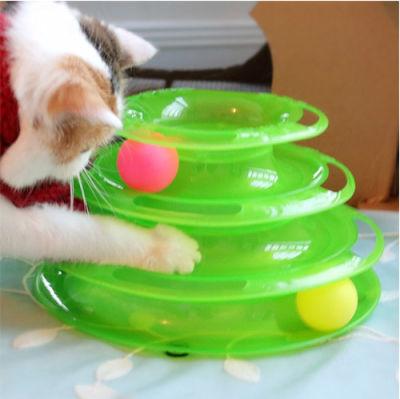 Love Pet Tower of Tracks 3 Katlı Kedi Oyuncağı