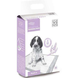 M-Pet - M-Pet Lavanta Training Tuvalet Egitim Çiş Pedi 60x90 Cm (30 Adet)