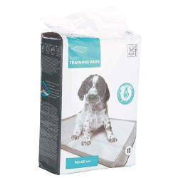 M-Pet - M-Pet Puppy Training Tuvalet Egitim Çiş Pedi 60x90 Cm (15 Adet)