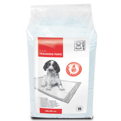 M-Pet - M-Pet Training Tuvalet Eğitim Çiş Pedi 60 x 90 Cm (15 Adet)