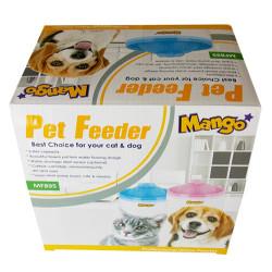 Mango - Mango Mavi MF895 Kedi ve Köpek Otomatik Su Sebili 2 Lt