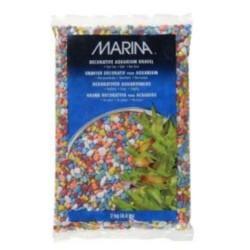 Marina - Marina Renk Çakıl Karışık 2 Kg.