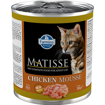 Matisse Chicken Mousse Tavuklu Kedi Konservesi 300 Gr