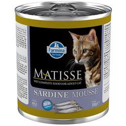 Matisse - Matisse Sardine Mousse Sardalya Balıklı Kedi Konservesi 300 Gr