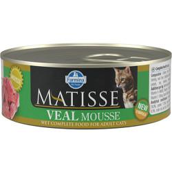 Matisse - Matisse Veal Mousse Dana Etli Kedi Konservesi 85 Gr