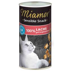 Miamor - Miamor 74332 Sensible Somon Fileto Hassas Kedi Ödülü 30 Gr