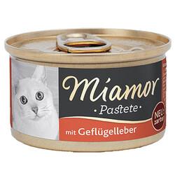 Miamor - Miamor Pastete Ciğerli Yetişkin Kedi Konservesi 85 Gr