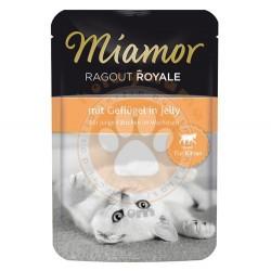 Miamor - Miamor Ragout Geflügel Kitten Tavuklu Pouch Yavru Kedi Maması 100 Gr