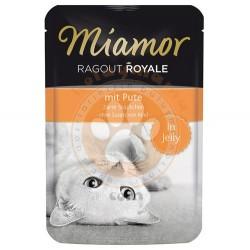 Miamor - Miamor Ragout mit Pute Hindili Pouch Kedi Maması 100 Gr