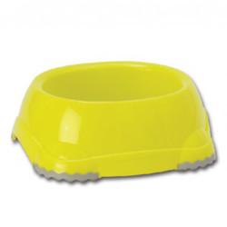 Moderna - Moderna H102-329 Smart Plastik Kedi Mama Kabı (Sarı) - 735 ML