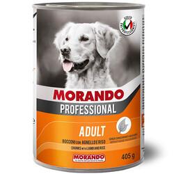 Morando - Morando Kuzu Etli ve Pirinçli Köpek Konservesi 405 Gr