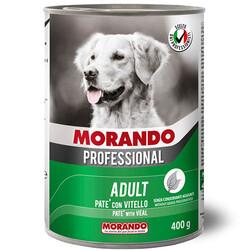 Morando - Morando Pate Dana Etli Köpek Konservesi 400 Gr