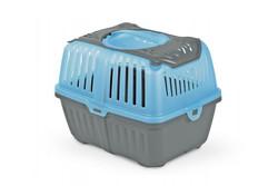 MPS Neyo Plastik Tavşan-Hamster ve Ginepig Taşıma Çantası 30 x 23 x 23 Cm - Thumbnail