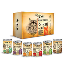 My Cat - My Cat Multibox Kedi Konservesi 6x415 Gr (Avantajlı Paket)