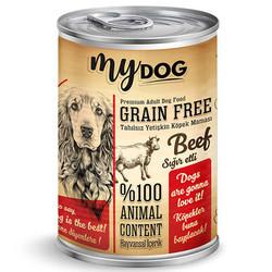My Dog - My Dog Biftekli Tahılsız Köpek Konservesi 415 Gr
