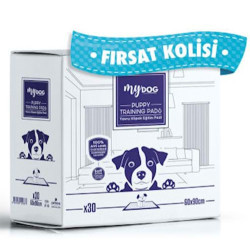 My Dog - My Dog Puppy Training Köpek Eğitim Çiş Pedi 60x90 Cm (30 Adet)