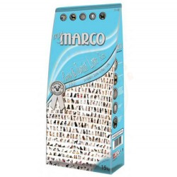 My Marco - My Marco Junior Kuzu Etli Yavru Köpek Maması 15 Kg+5 Adet Temizlik Mendili