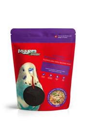 My Yem - My Yem Muhabbet Kuşu Yemi 400 Gr (Avantajlı Paket - Kraker Hediyeli)
