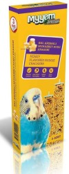 My Yem - My Yem Ballı Muhabbet Kuşu Krakeri 3'lü Paket
