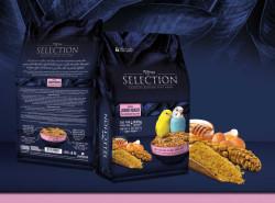 My Yem - My Yem Selection Darı Topları ve Ballı Mama Takviyeli Yavru Muhabbet Kuşu Yemi 1000 Gr