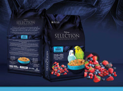 My Yem - My Yem Selection Gerçek Meyve Parçalı Muhabbet Kuşu Yemi 1000 Gr