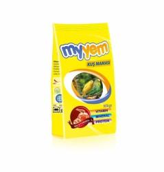 My Yem - My Yem Tüm Kuşlar için Ballı Mama 100 Gr