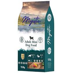 Mystic - Mystic Düşük Tahıllı Kuzu Etli Küçük Irk Köpek Maması 15 Kg